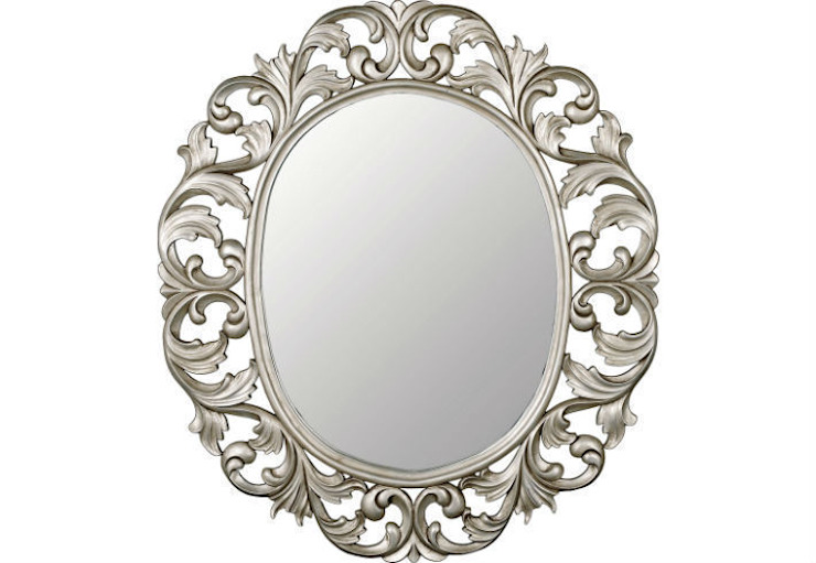 Mirror Royal Touch: eclectic  by Adonis Pauli HOME JEWELS, Eclectic