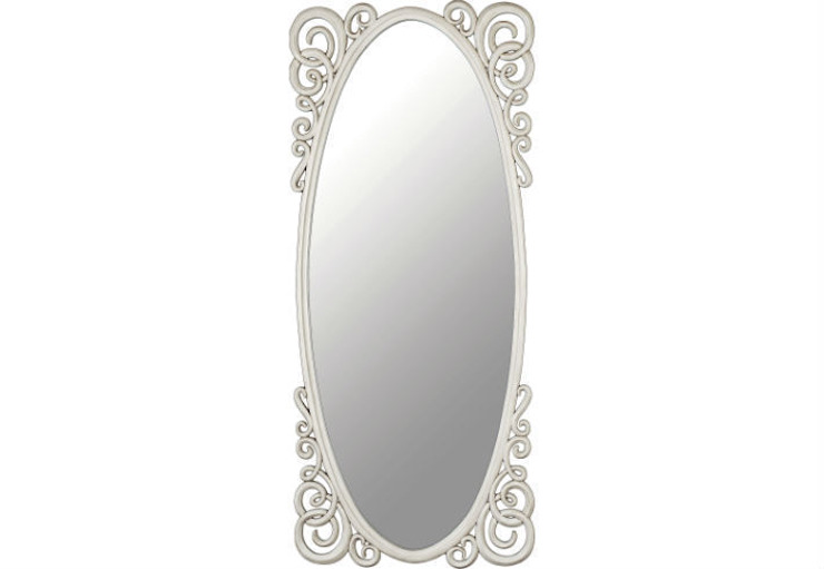 Mirror Tuscany: eclectic  by Adonis Pauli HOME JEWELS, Eclectic