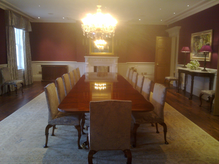Bellefield Hall Wentworth: classic  by The UK's Leading Wall Panelling Experts Team, Classic