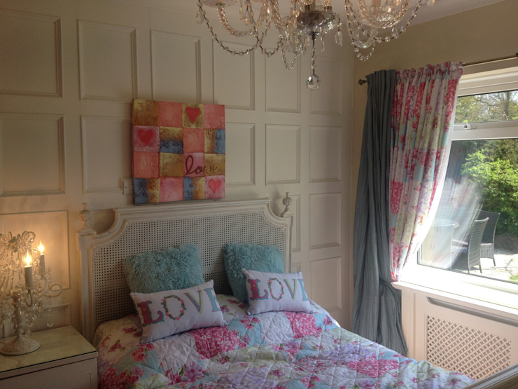 Acorn Cottage by The UK's Leading Wall Panelling Experts Team