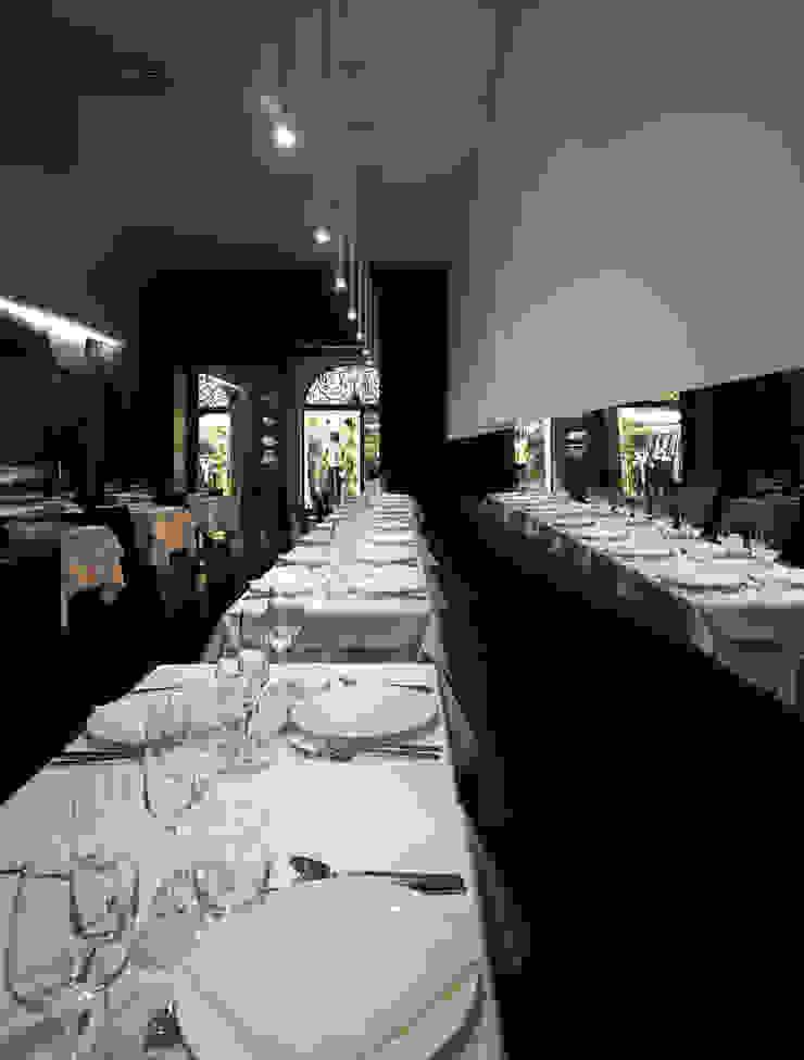 Gastronomía de estilo escandinavo de SARDELLINI MARASCA ARCHITETTI Escandinavo