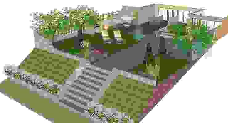 Beautiful Garden di Studio di Progettazione e Interior Design Cinzia Simonini