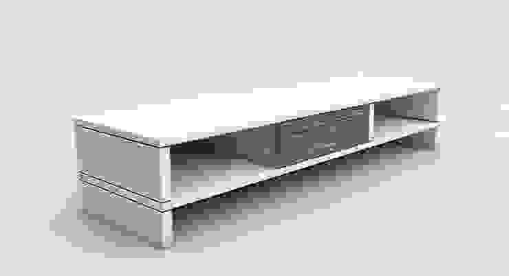 Cuartos de estilo moderno de Möbelmanufaktur Grube Carl GmbH Moderno