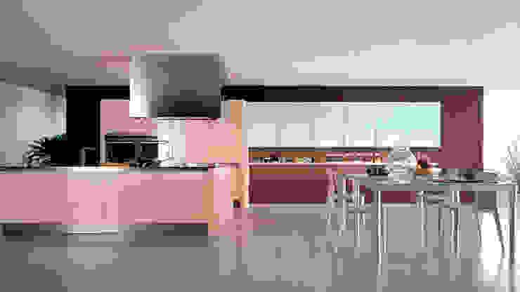 Cocinas modernas Comedores de estilo moderno de Casasola Decor Moderno