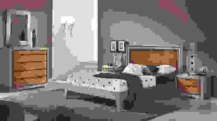 Dormitorio Clásico 73 de Paco Escrivá Muebles