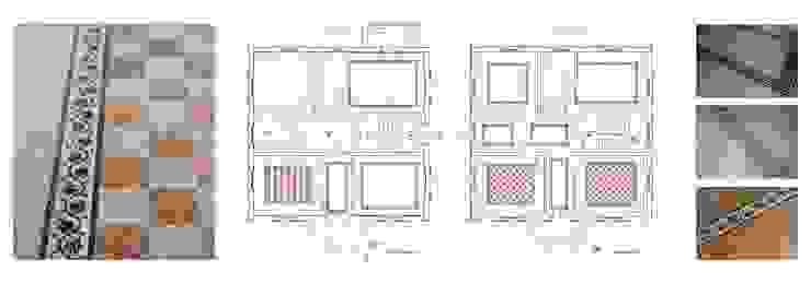 Ristrutturazione di villa del XX secolo, Foligno (PG) Case classiche di Fabricamus - Architettura e Ingegneria Classico
