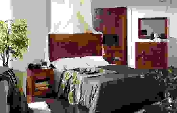 Dormitorio Moderno Albany de Paco Escrivá Muebles