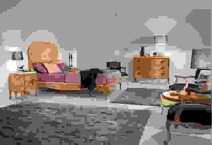 Dormitorio Clásico Enriette de Paco Escrivá Muebles