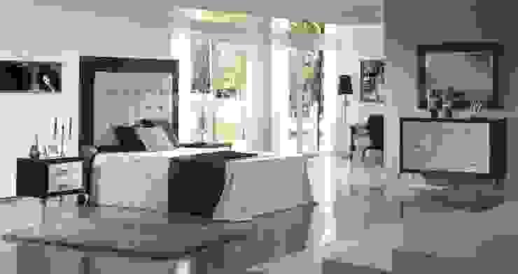 Dormitorio Moderno Lyr de Paco Escrivá Muebles