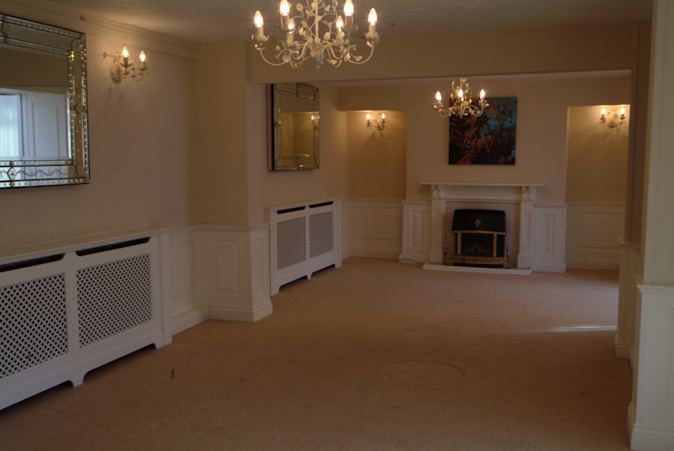 Angel Cottage, Tenby by The UK's Leading Wall Panelling Experts Team