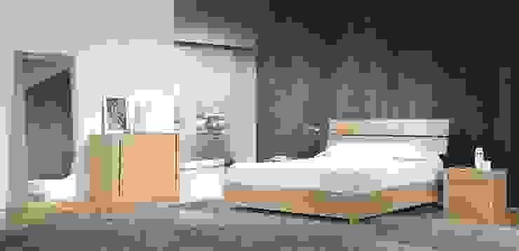 Dormitorio Nórdico Forest A de Paco Escrivá Muebles