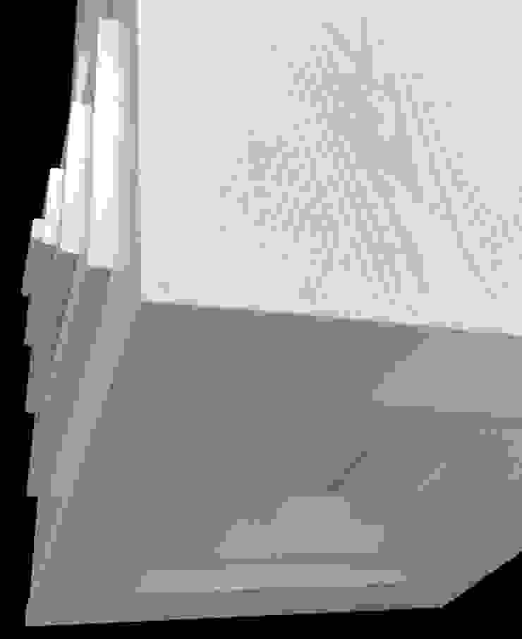 In & Out sideboard di Francesco Della Femina Eclettico