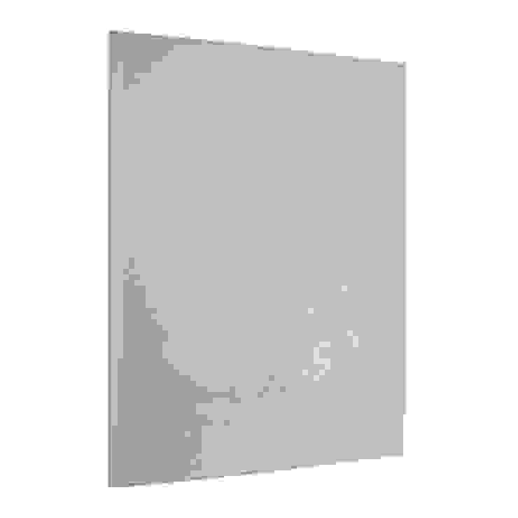 Lampe cube à poser chambre bébé ours blanc (organdi) par Berceau magique