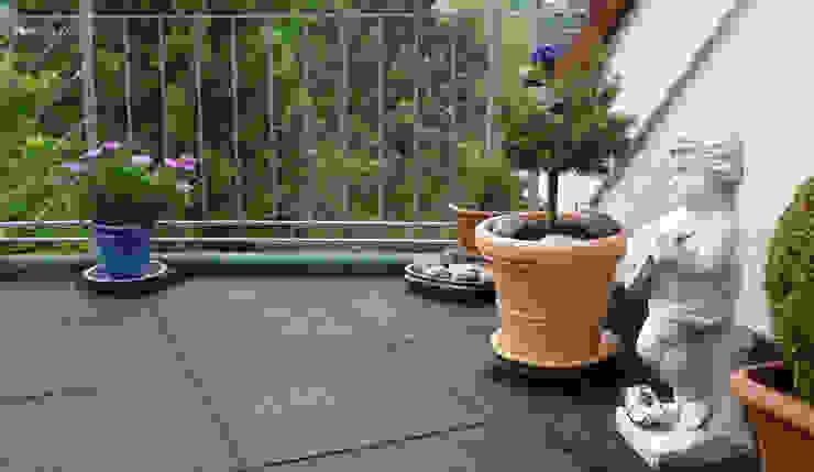 Modern terrace flooring WARCO Bodenbeläge Balconies, verandas & terraces Accessories & decoration