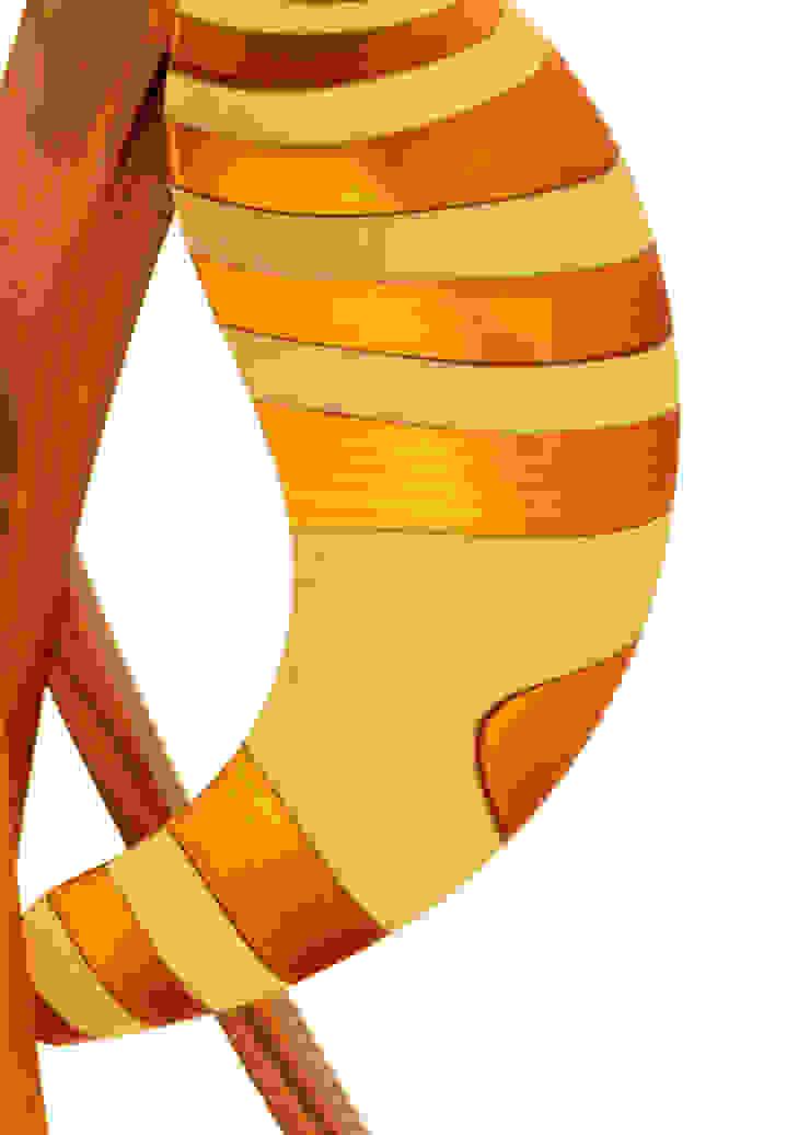 Lamada Spinnaker - Dettaglio del vetro di fianco di DIMISCO