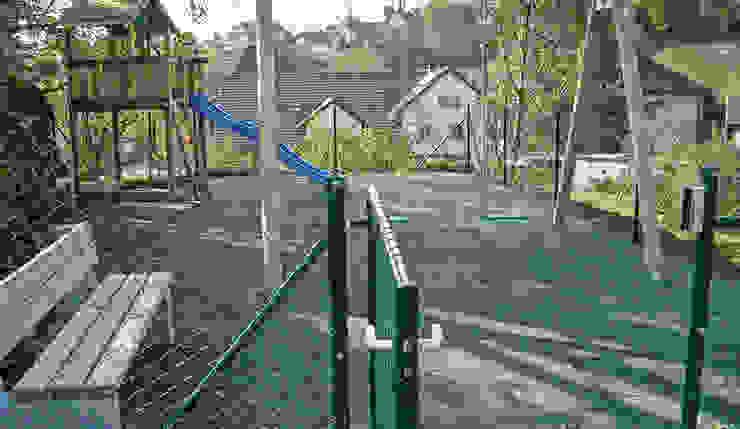 günstiger Spielplatz-Bodenbelag von WARCO Bodenbeläge Modern