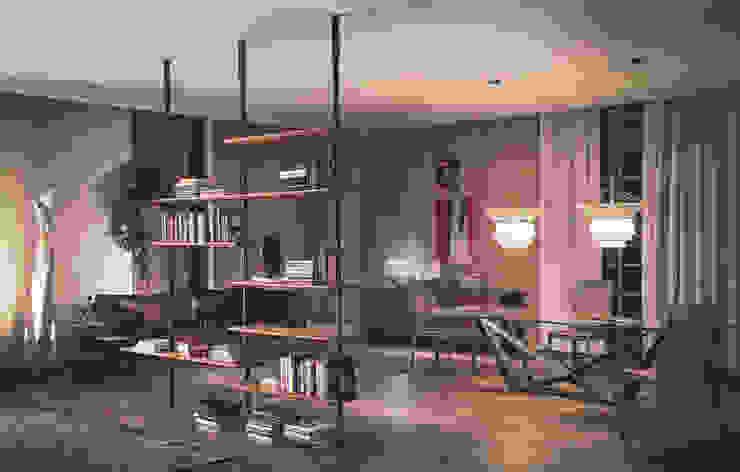 Living room by Versat,