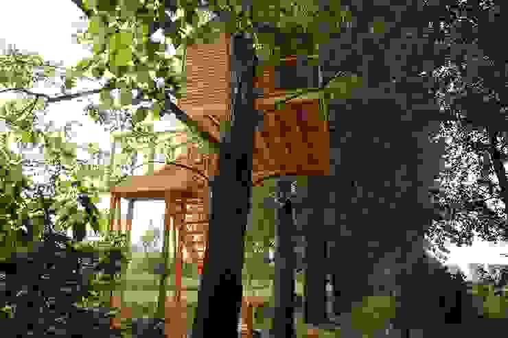 Treehouse PADOVA di Nicola Preti - Architecture, Planning and Preservation- Rurale