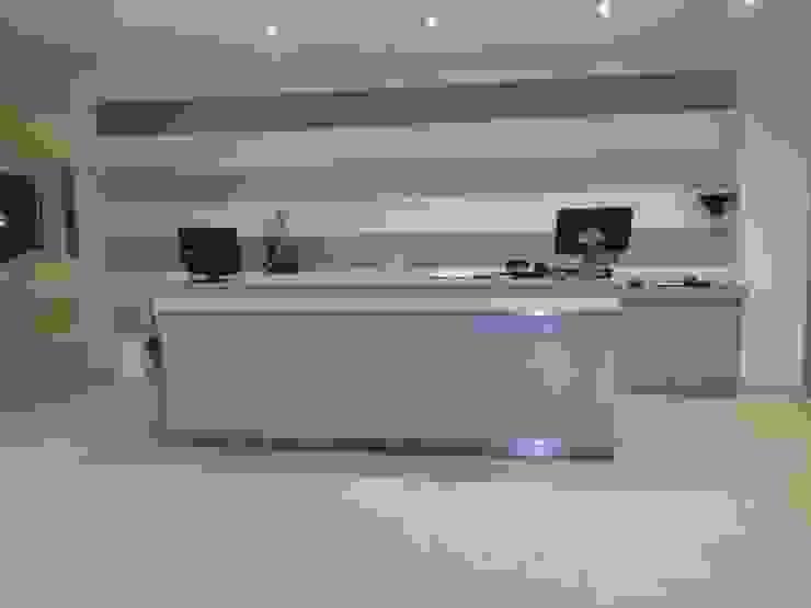 Reception Hotel in stile mediterraneo di SUPER BLOC SRL Mediterraneo