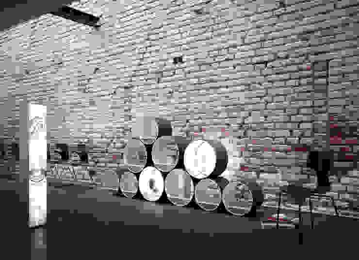 Kißkalt Designs Living roomLighting
