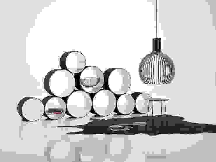 Living room by Kißkalt Designs,