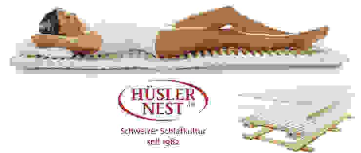 Hüsler Nest - Schweizer Schlafkultur von Eckhart Bald Naturmöbel Klassisch