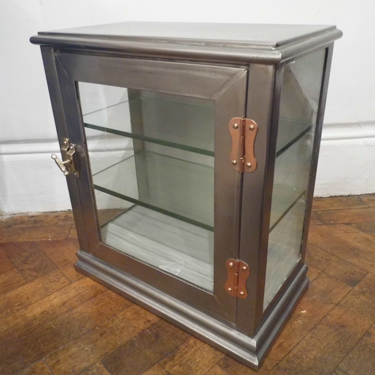Vintage Medical Cabinet: industrial  by Travers Antiques, Industrial