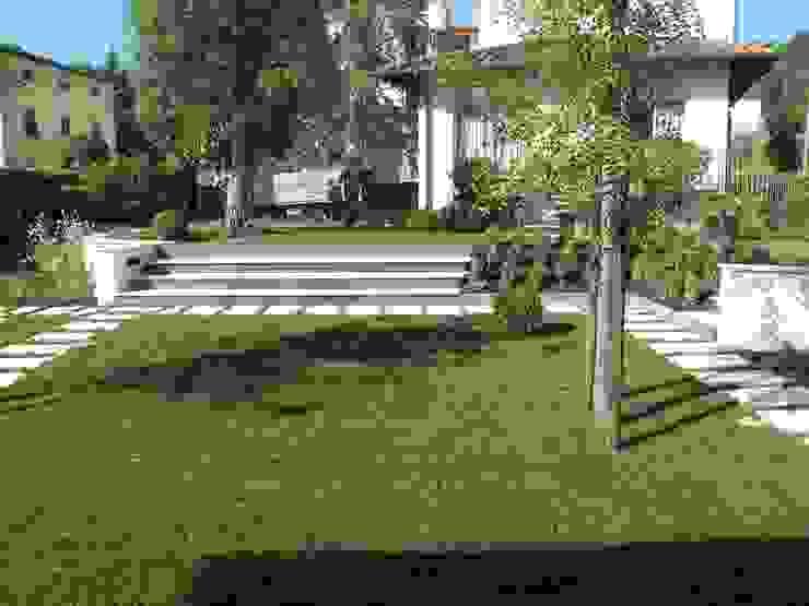 giardino privato di Studio Progetto & Giardino Mediterraneo