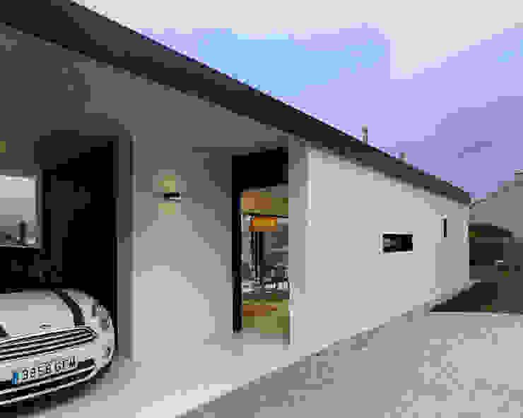 Vivienda en Villagarcía Casas de estilo minimalista de Nan Arquitectos Minimalista