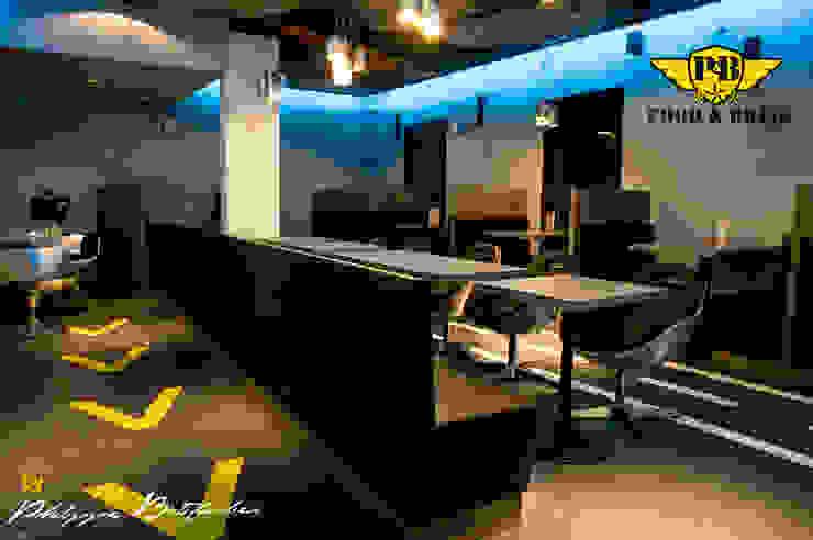 Restaurant Le P&B - Food&Drinks par Agence Philippe BATIFOULIER Design