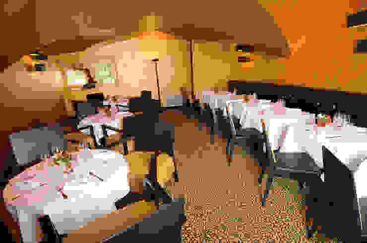 Brasserie l'Espace par Agence Philippe BATIFOULIER Design Éclectique