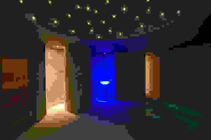 Spa Hôtel 4* - Château de charme par Agence Philippe BATIFOULIER Design Éclectique