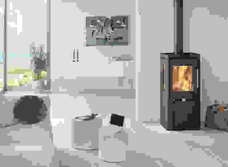 DAN SKAN GmbH Living roomFireplaces & accessories