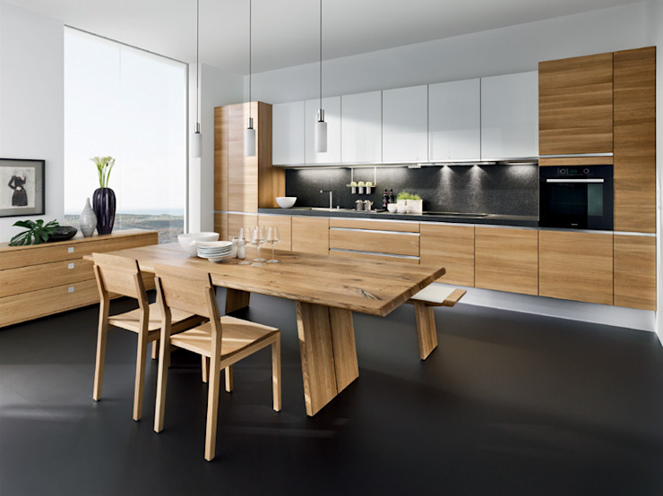 Modern kitchen by Eckhart Bald Naturmöbel Modern