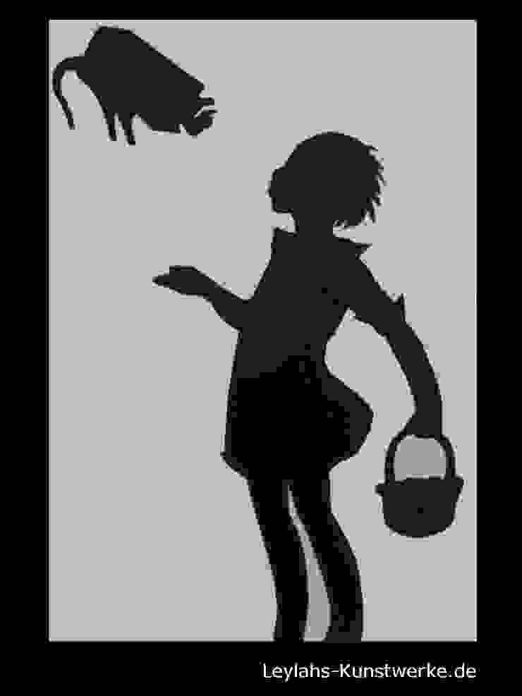 Banksy – Menschen Artikel von Leylahs-Kunstwerke