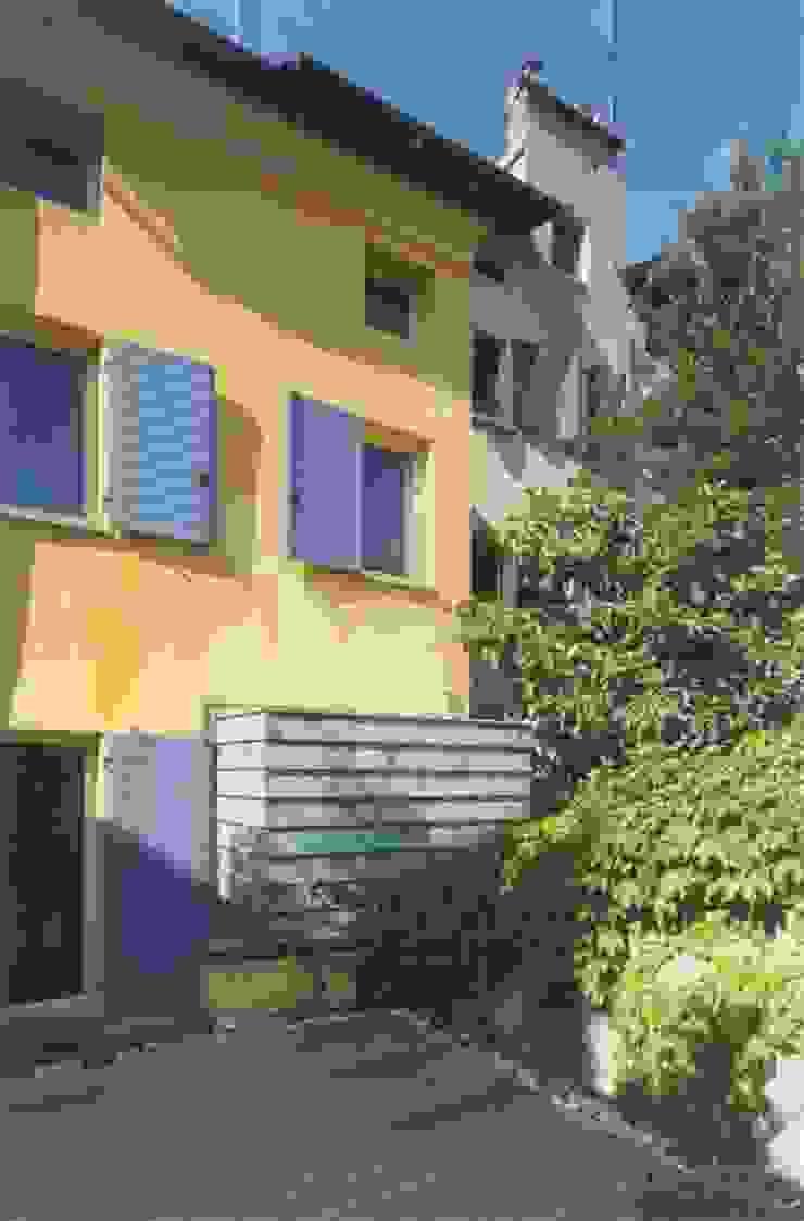 Casa ViaCantarana Case in stile minimalista di Laboratorio di Architettura Minimalista
