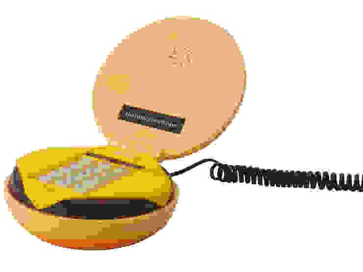 Téléphone Hamburger par Minimall Éclectique