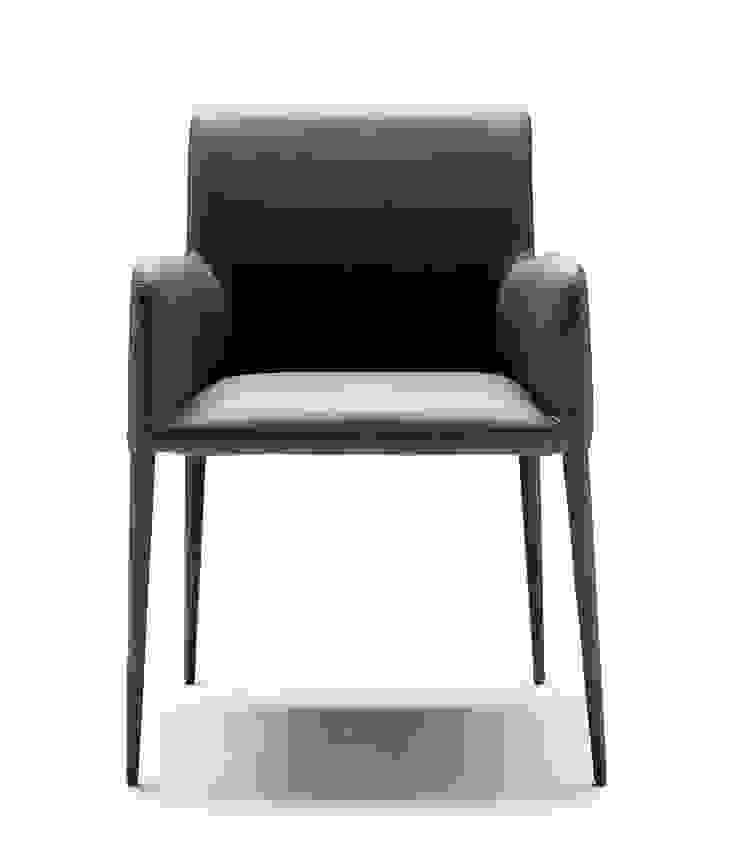 Gamme de chaises, fauteuils et banquettes Smart par PROTIS Moderne