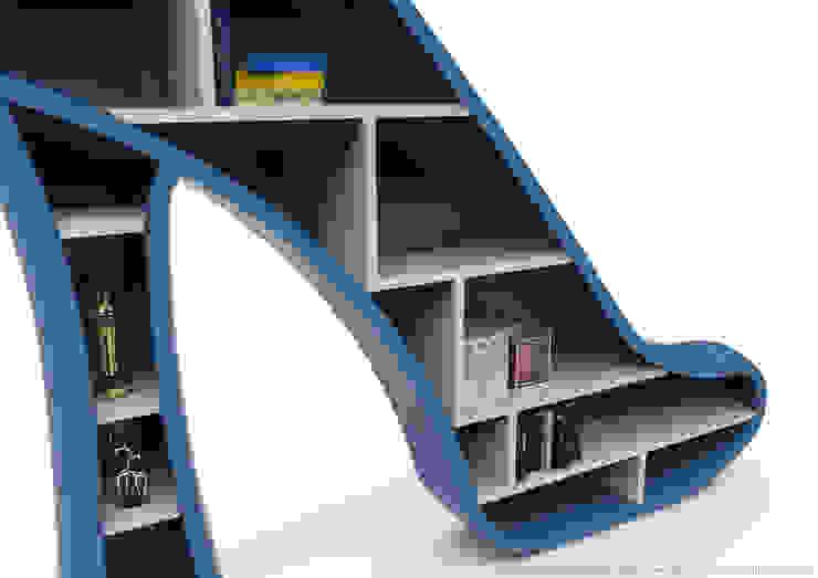 Libreria Lady di Roberto Corazza Moderno