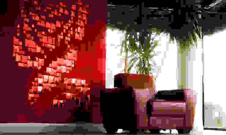 Paredes y pisos de estilo  por Lapèlle Design