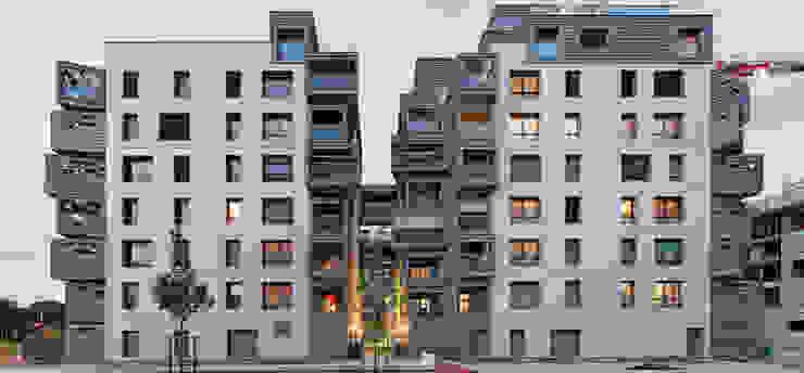 Carre Seine par PietriArchitectes Éclectique