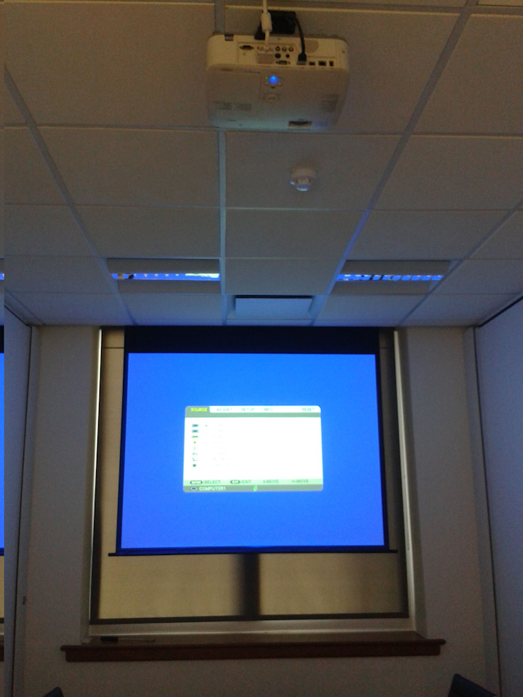 Audio Visual Installation Yorkshire Commercial spaces by Definition Audio Visual