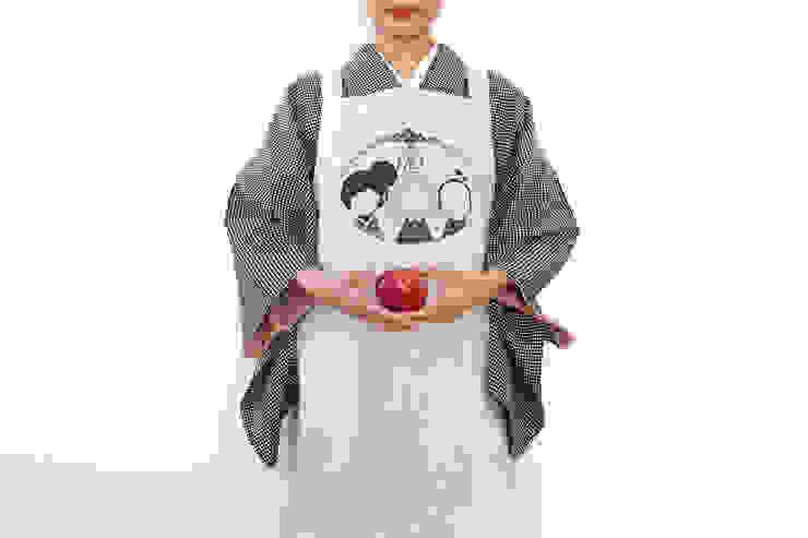 Robe-Tablier par Madame Mo Asiatique