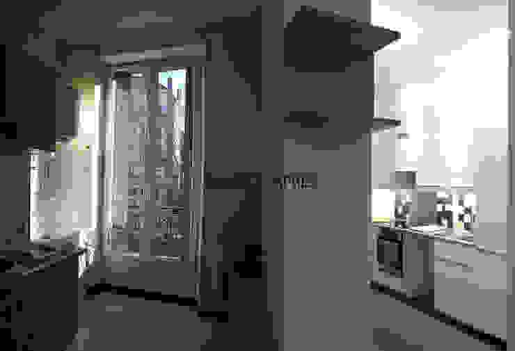 Appartement J / RÉNOVATION / 31m2 par JD Architecture