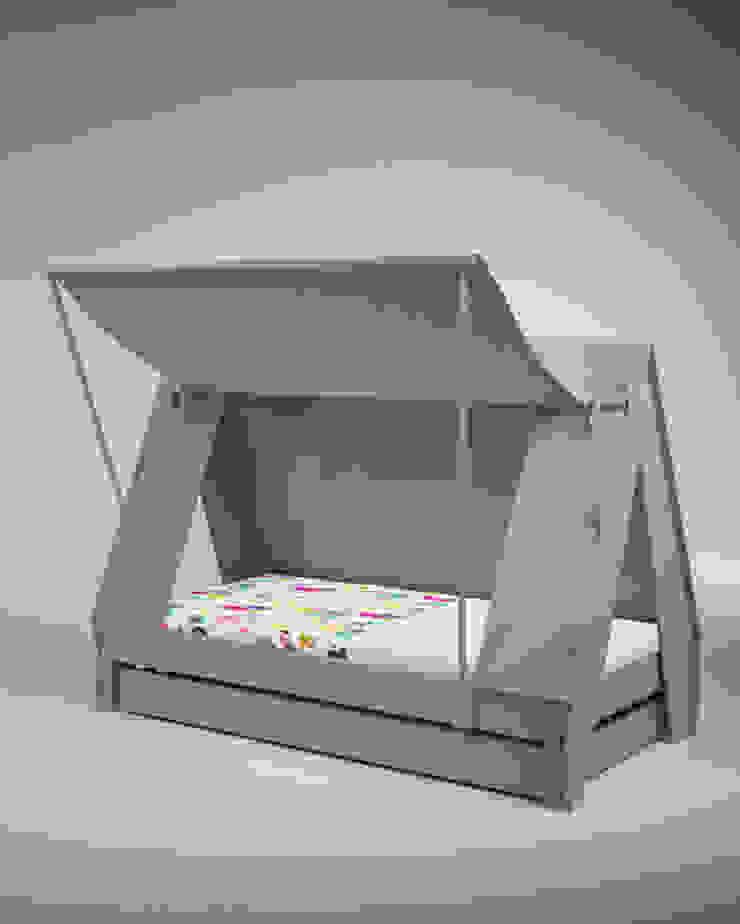 Lit caravane et tente par Mathy by Bols Industriel
