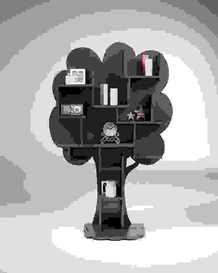 Bibliothèque arbre par Mathy by Bols Classique