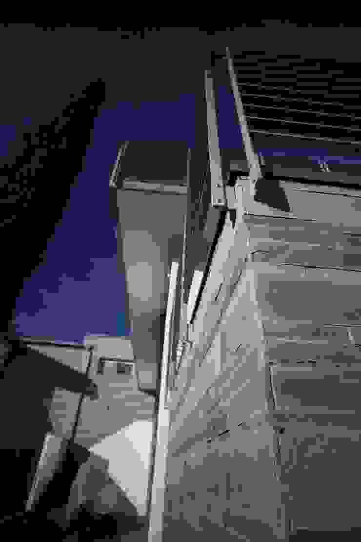 RESIDENZA NEL PARCO Case moderne di luca pedrotti architetto Moderno