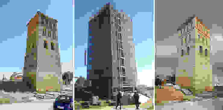 Rehabilitación de torre mudejar del siglo XVI de ADDEC arquitectos