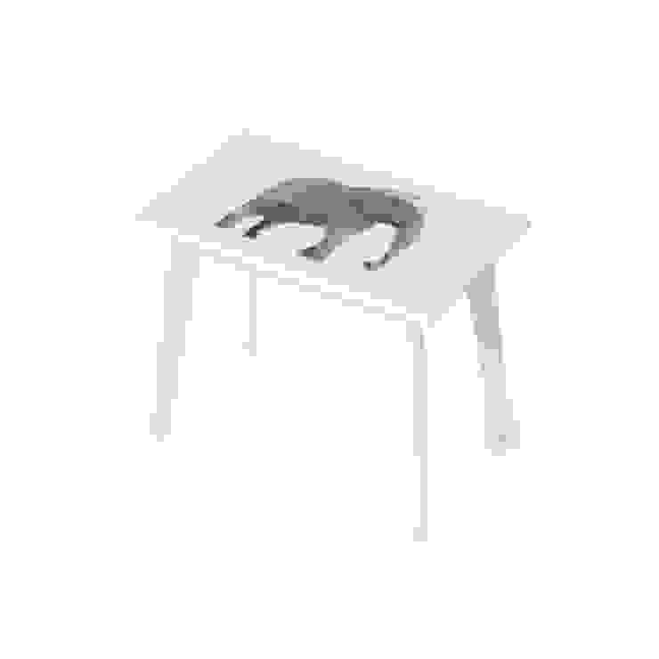Tischfolie - Origami Elephant: modern  von creatisto GmbH,Modern