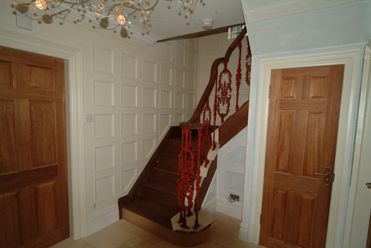 Clare and Carls, Lytham St Annes: classic  by The UK's Leading Wall Panelling Experts Team, Classic